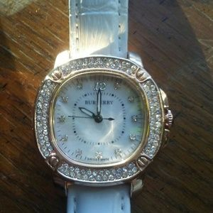 New Listing Burberry Watch
